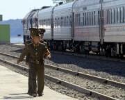 北朝鮮の鉄道(資料写真)