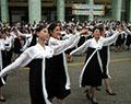 北朝鮮の学生(本文とは関係ありません)