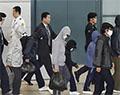 韓国に入国する脱北者