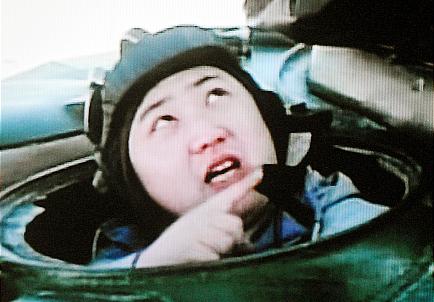 朝鮮中央TVキャプチャー