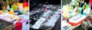 北朝鮮の市場に並ぶ商品の数々(本文とは関係ありません)