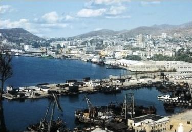 北朝鮮の清津港/写真:韓国平和問題研究所