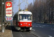 平壌の路面電車