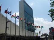米国・ニューヨークにある国連本部