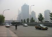 激しい大気汚染で中国政府は規制を強化している(本文とは関係ありません)