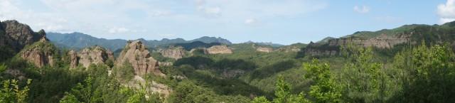 北朝鮮の名峰七宝山 ©Uri Tours