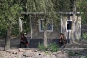 北朝鮮国境警備隊の哨所 ©Roman Harak
