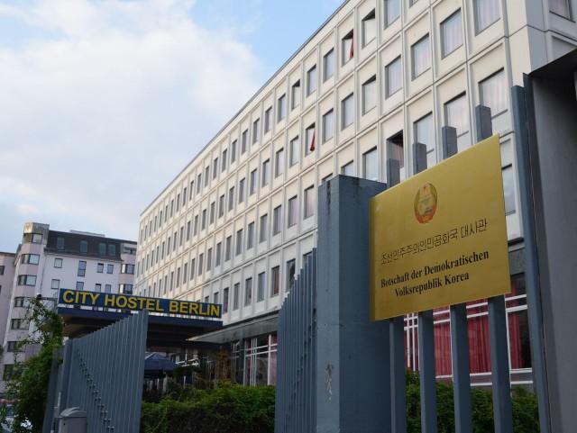 ベルリン大使館1