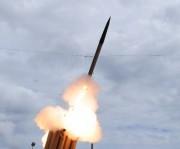 米国の最新鋭地上配備型迎撃システム「高高度防衛ミサイル(THAAD、サード)」
