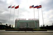 中国の図們経済開発区は対北朝鮮ビジネスに便利な立地で人気を集めている。(画像提供:図們市政府)