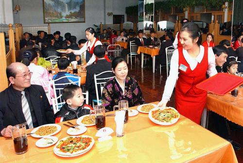 2008年にオープンした「光復通りイタリア料理専門食堂」
