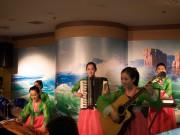 上海の北朝鮮レストランの女性従業員たち (画像:Stephan)