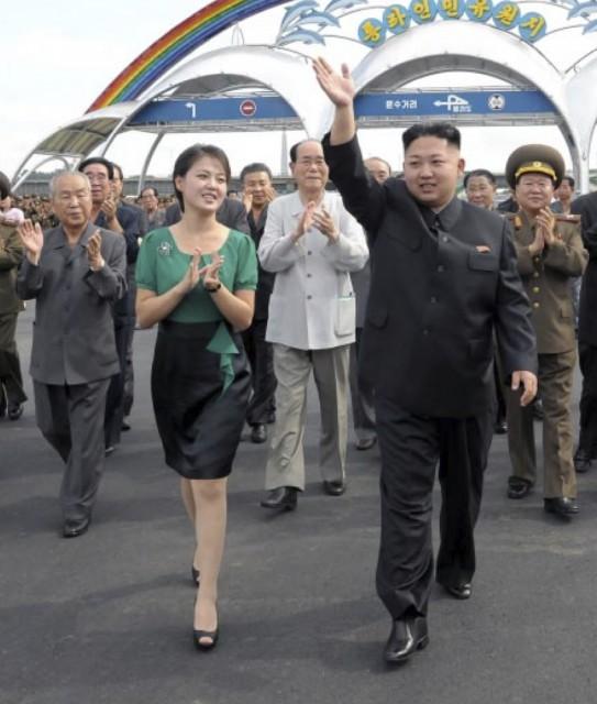 参考写真:2012年7月26日付労働新聞より