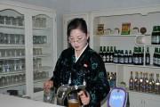 大同江ビールのビアホールの女性店員 ©qwert963852