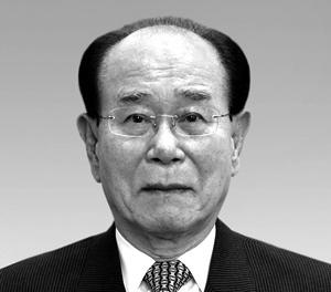 金永南最高人民会議常任委員長