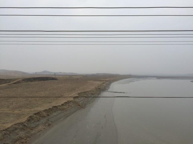 北朝鮮の川には洗剤から出た泡が帯のようになって流れており、市場経済化により川の汚染が徐々に進みつつある。(画像は本文とは関係ありません)