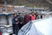 水害の被害に遭った平安南道のある村でEUが支援活動を行っている(本文とは関係ありません) ©European Commission DG ECHO