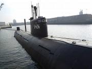 旧ソ連海軍の潜水艦「U-434」(画像:O de Andrade)