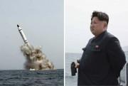 20150509潜水艦ミサイル金正恩02