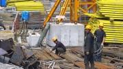 ウラジオストクの北朝鮮派遣労働者