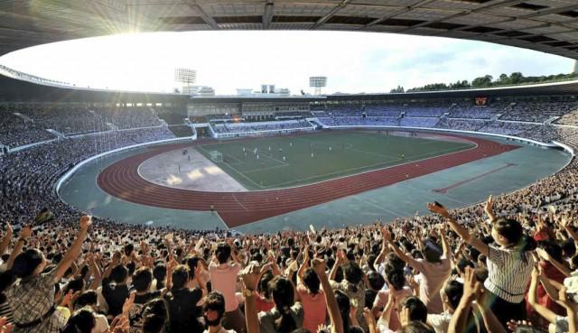 金日成競技場(資料写真)