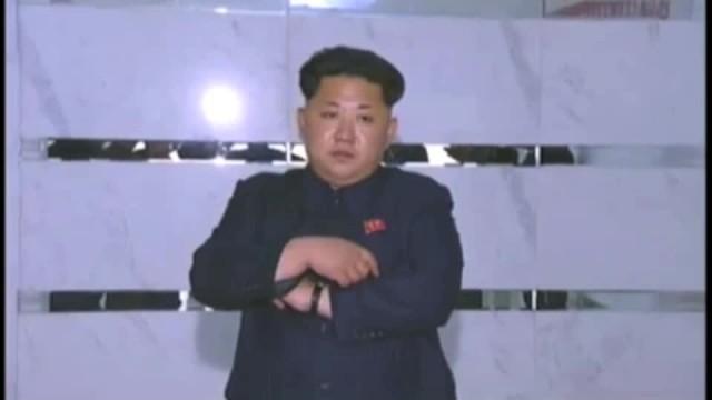 朝鮮中央テレビキャプチャー