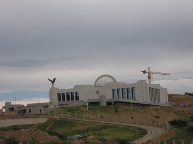 ナミビアの新国会議事堂(画像:Alexander Johmann)