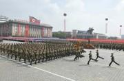 20130910労働新聞閲兵式軍事パレード