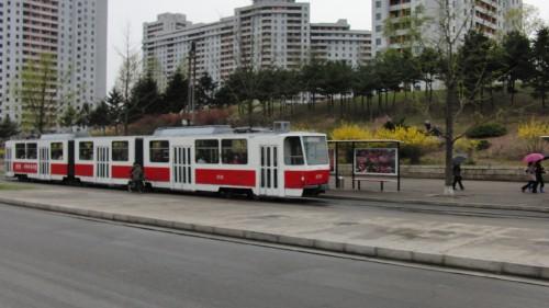 今回廃止となった光復通りを走る路面電車(画像:comradeanatolii)