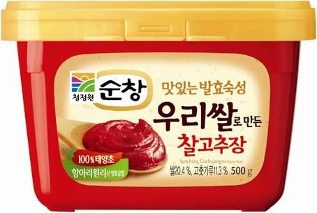北朝鮮で人気のヘチャンドゥル・コチュジャン(画像提供:CJ)