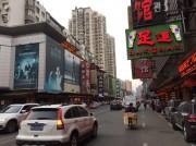 中国瀋陽の朝鮮族街「西塔」