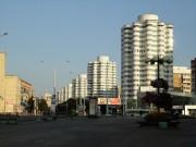 どこか平壌を髣髴とさせるベラルーシの首都ミンスクの風景(画像:Anthony Gherghetta)