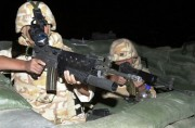 イラクに派兵された韓国軍部隊(韓国国防省提供)