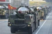 北朝鮮の中距離弾道ミサイル・ムスダン