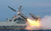 6月に発射された対艦ミサイル