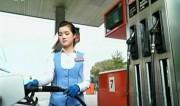 ガソリンスタンド(朝鮮中央テレビ)