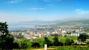 北朝鮮の羅先経済貿易地帯(ウェブサイト「ネナラ」より)