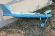 韓国で墜落した北朝鮮のドローン