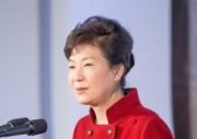 朴槿恵大統領(韓国大統領府提供)