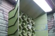 韓国軍の拡声器