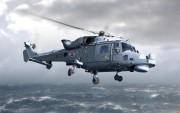 アグスタ・ウェストランド社製の哨戒ヘリ「ワイルド・キャット」(韓国防衛事業庁提供)