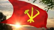 朝鮮労働党旗