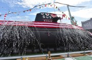 20161025自衛隊潜水艦せいりゅう