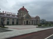 現在の琿春国際バスターミナル(画像:デイリーNKジャパン)