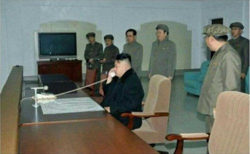朴槿恵大統領のスキャンダルと絡み、ジョークのネタになっている画像