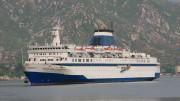 朝鮮金剛山国際旅行社のサイトに掲載された船の画像