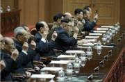 最高人民会議第13期第5回会議(2017年4月12日付労働新聞より)