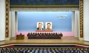 朝鮮共産主義青年同盟創立90周年記念中央報告会(2017年8月28日付労働新聞より)