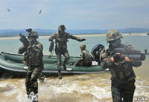 北朝鮮の特殊線部隊