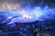 韓国江陵市で行われた三池淵管弦楽団の公演(2018年2月10日付労働新聞より)